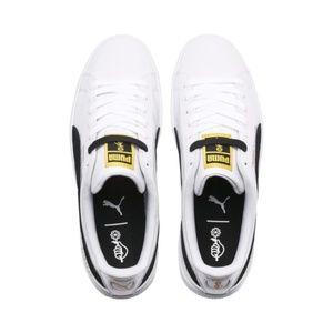 6ed7a682aac6c2 Puma Shoes - PUMA x BTS Basket Patent Sneakers PHOTOMIX